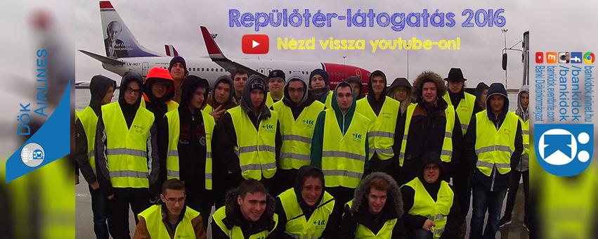 Repülőtér-látogatás 2016