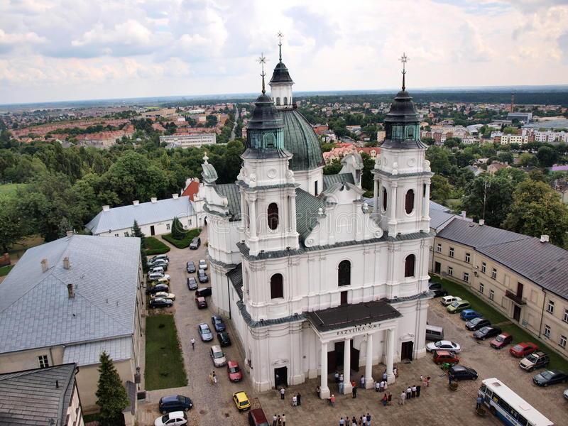basilica-nativity-virgin-mary-chelm-poland-23437522